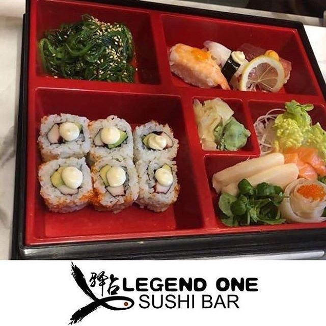 Legend One Sushi