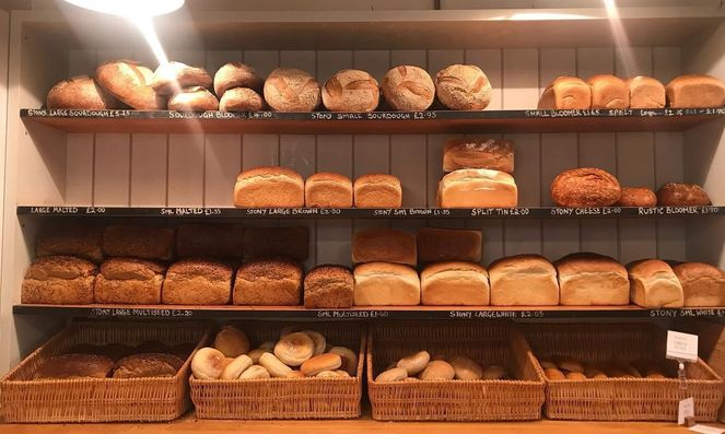 Woodstocks Bakery breads