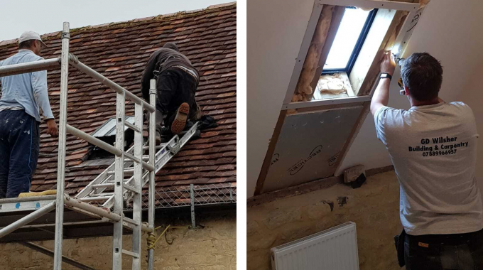 Improvements At The Butterfly Loft